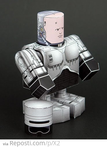 Build It Yourself Robocop