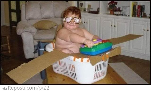 Fat Kid Aviator