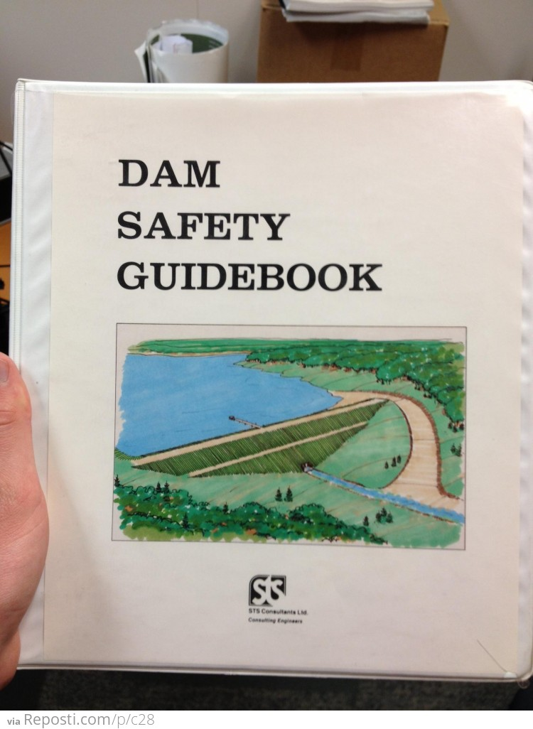 Get the dam safety guidebook!
