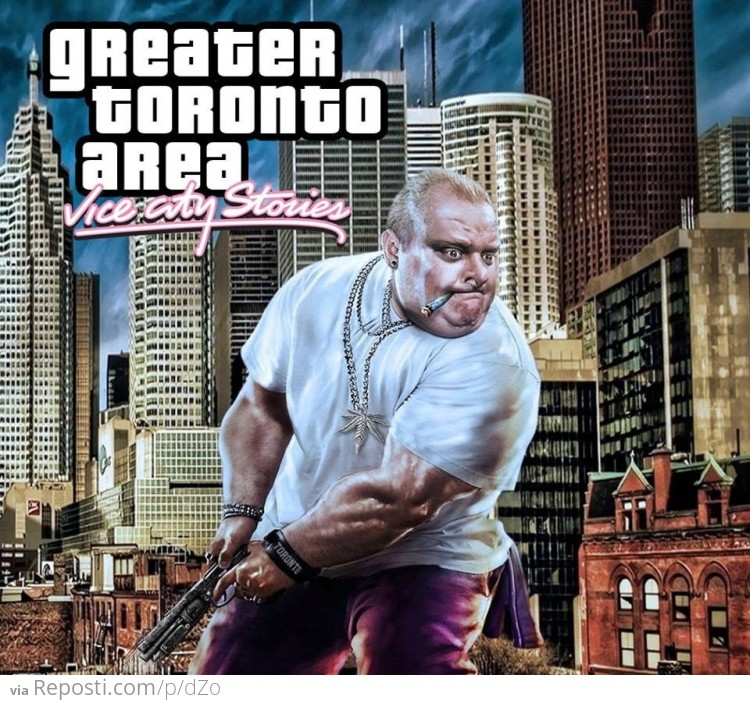 Greater Toronto Area: Vice City Stories