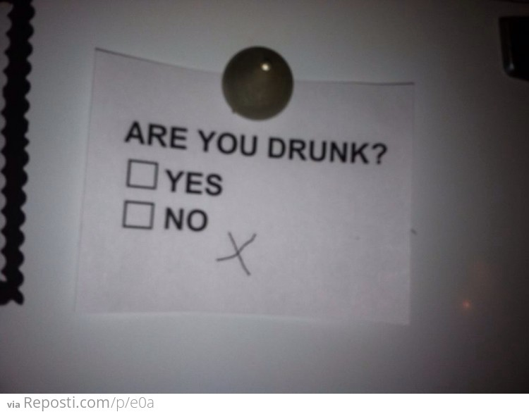 how to tell if your drunk by your eyes