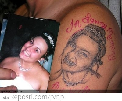 Horrible Tattoo